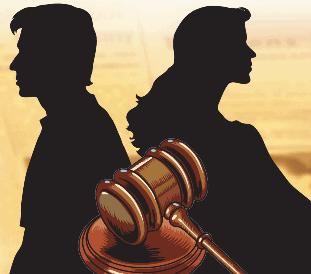 Divorces and Child Custody Cases