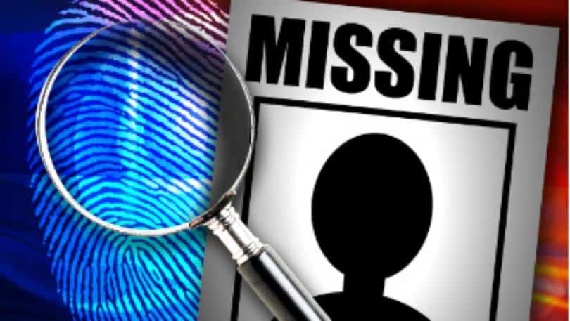 Locating missing persons